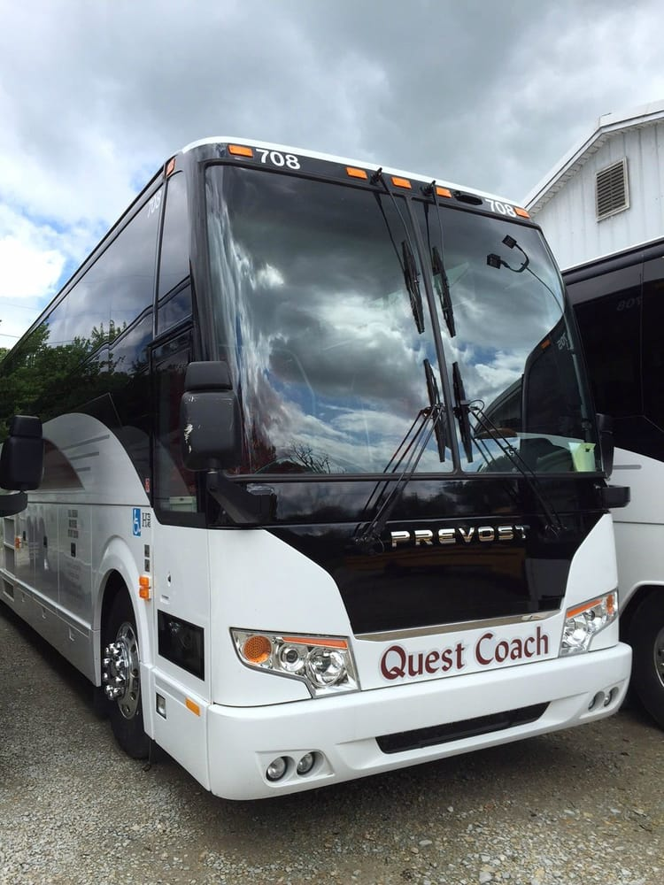Quest Coach: 5506 Scottdale - Dawson Rd, Scottdale, PA