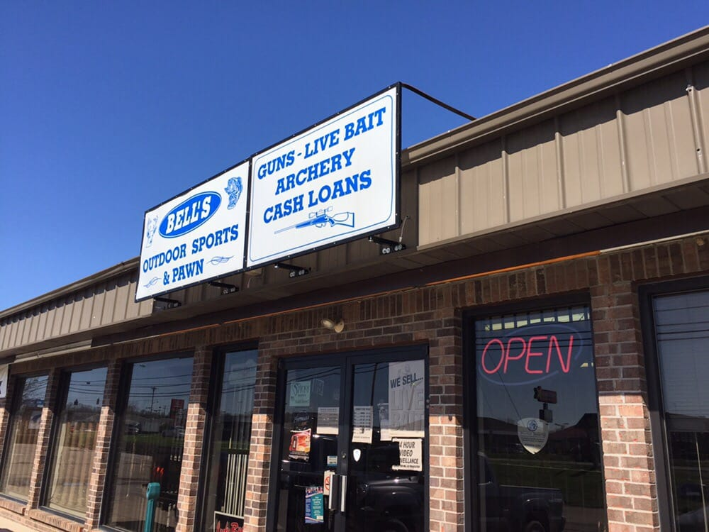 Bells Outdoor Sports & Pawn: 660 US 27, Cynthiana, KY