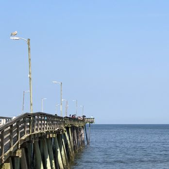 Photo Of Virginia Beach Fishing Pier Va United States