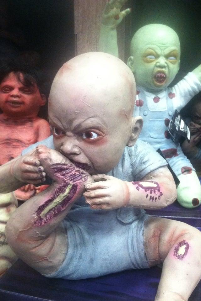 photo of spirit halloween marina del rey ca united states zombie baby