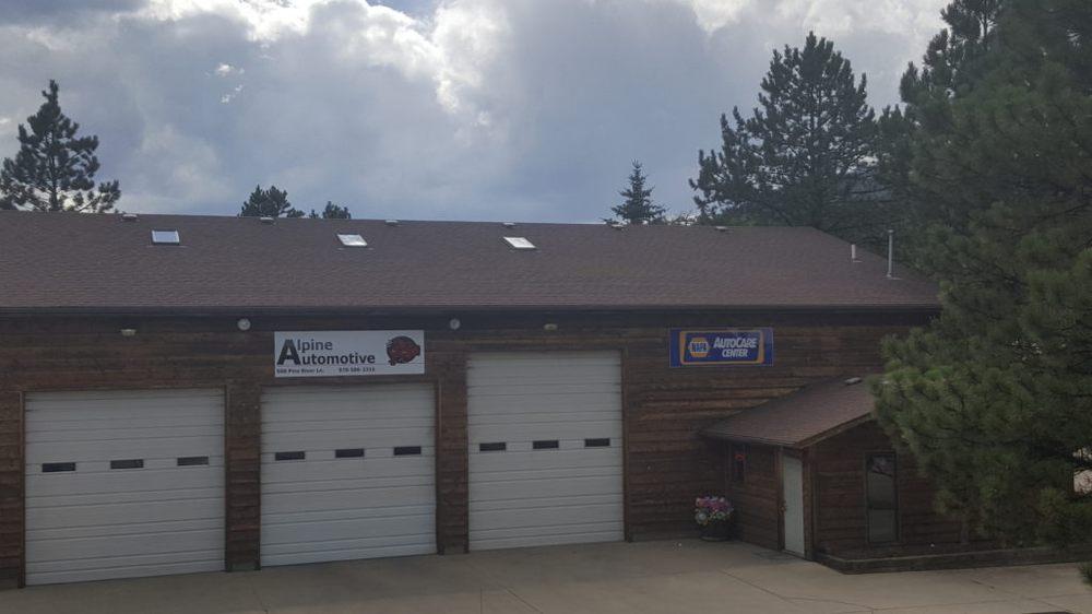 Alpine Automotive: 508 Pine River Ln, Estes Park, CO