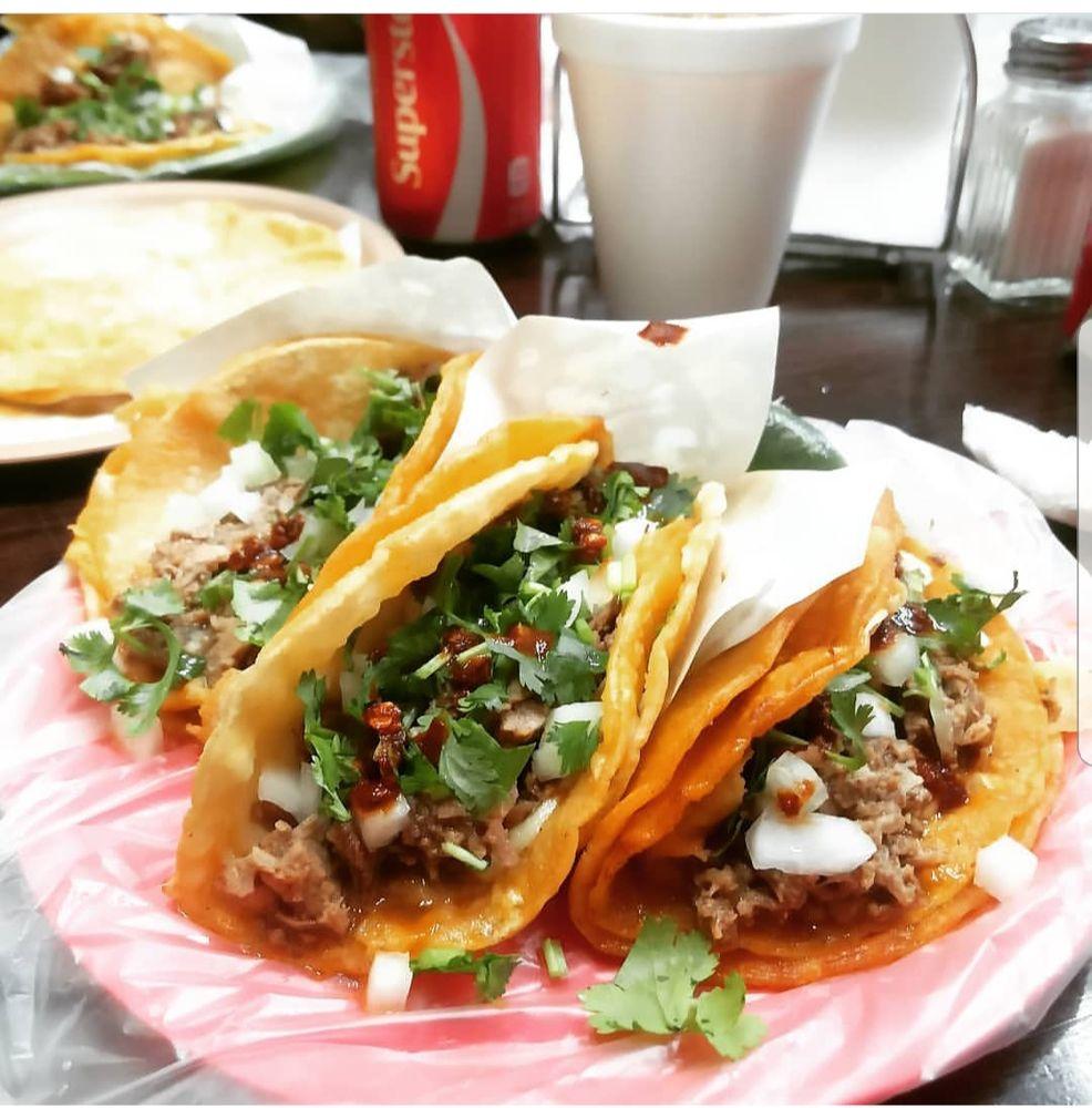 Food from Birrieria El Tijuanazo