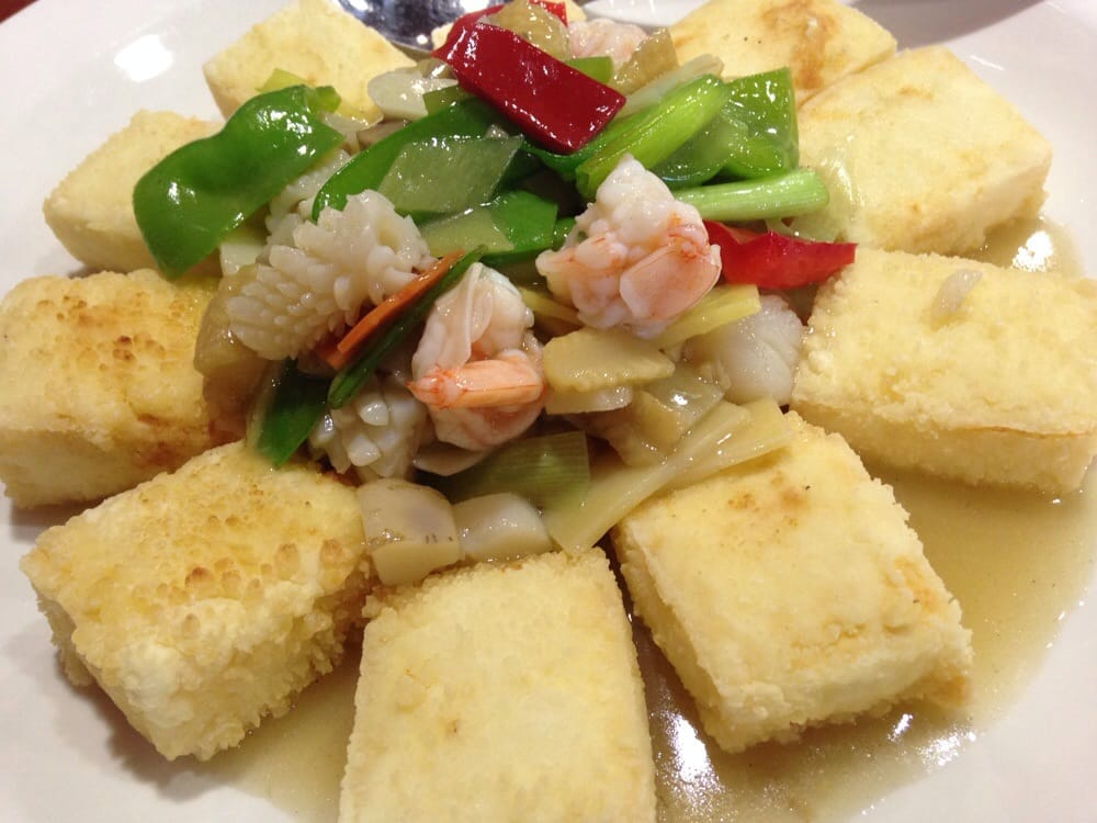 Tofu seafood yay super yum yelp for Aiyara thai cuisine temecula