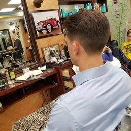 Ray's Barber Shop 105 s & 135 Reviews Barbers