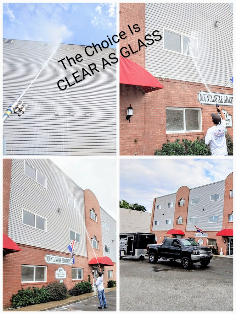 Clear As Glass: 364 Patteson Dr, Morgantown, WV