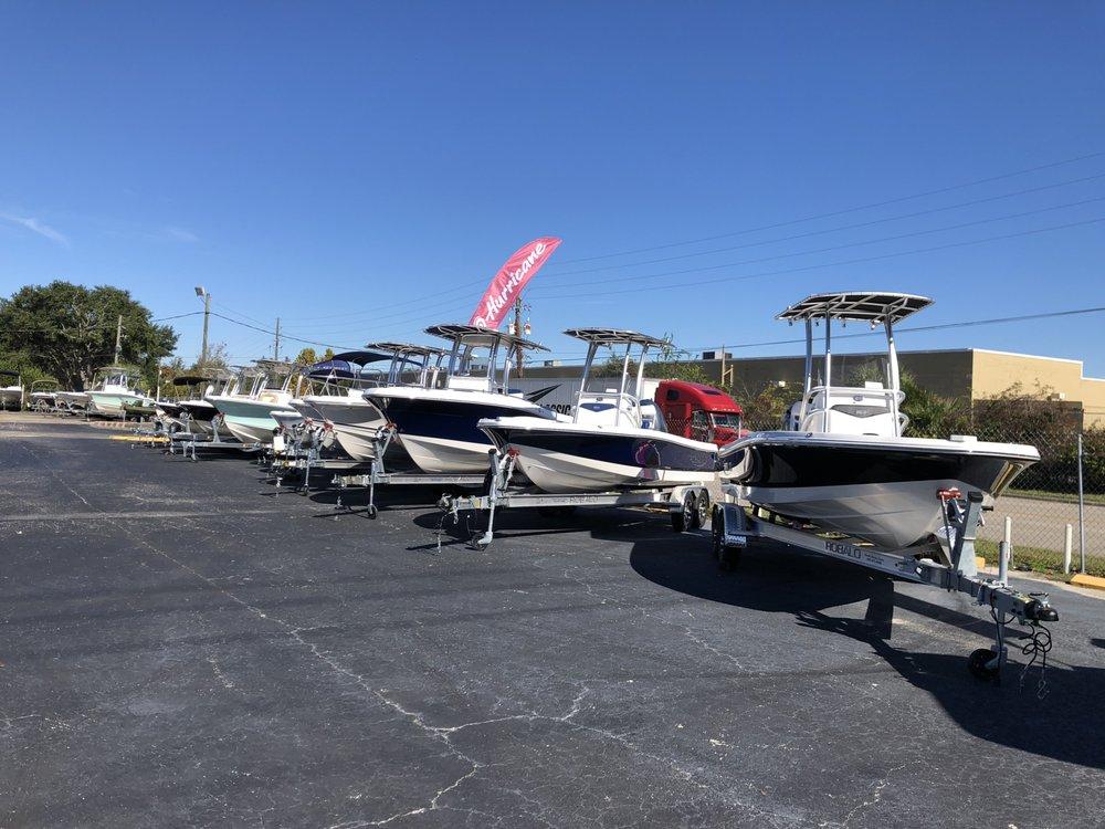 Futch's Marine Depot: 100 NE 23rd Ave, Gainesville, FL