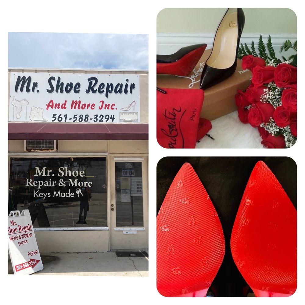 Mr. Shoe Repair: 612 Lucerne Ave, Lake Worth, FL
