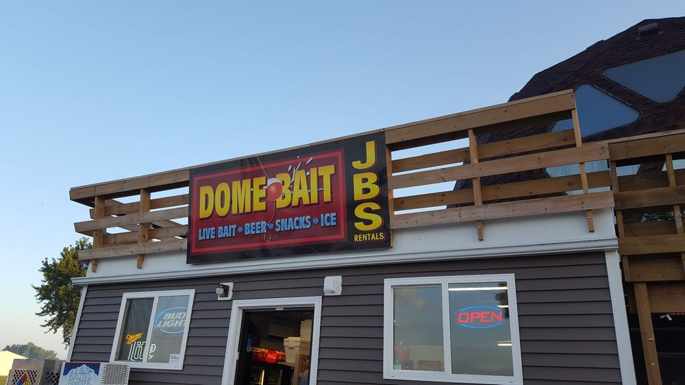 Dome Bait: 607 E Lake St, Ventura, IA