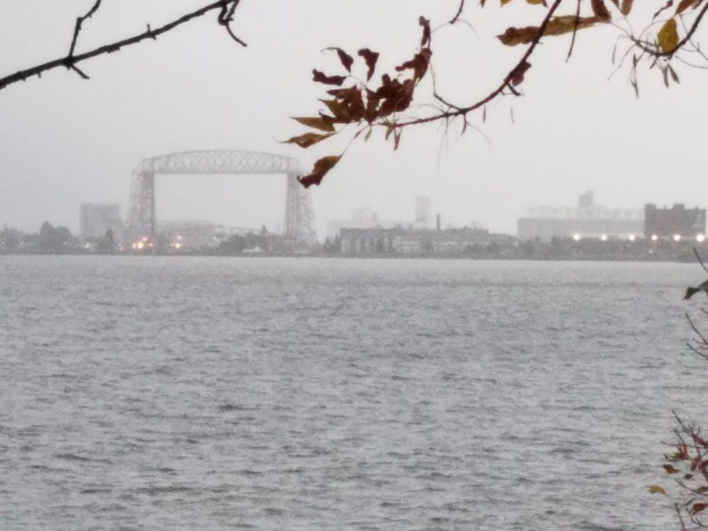 Duluth Lakewalk: Bayfront Festival Park, Duluth, MN
