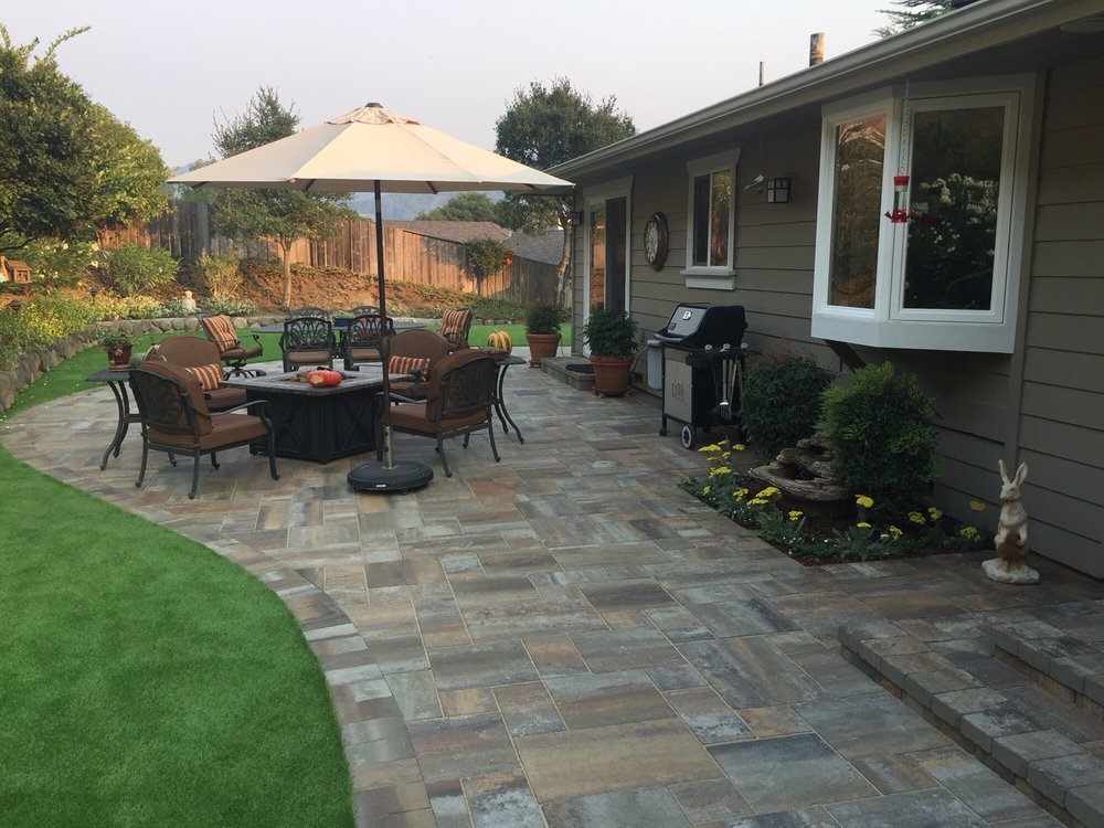 marin hardscape construction 44 photos masonry concrete san