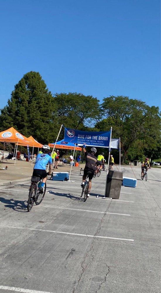 Bike for the Brain: 6000 Lamar Ave, Mission, KS