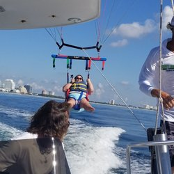 photo of fort lauderdale parasail fort lauderdale fl united states hanging around