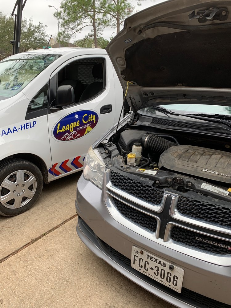Towing business in League City, TX