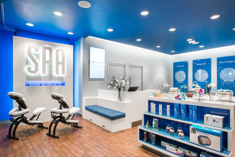 Be Relax Spa: 3225 N Harbor Dr, San Diego, CA