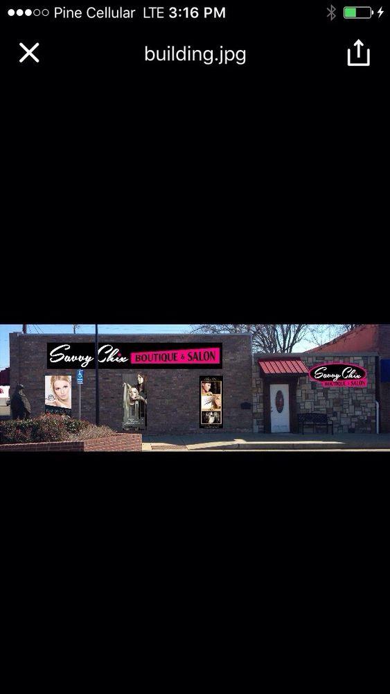 Savvy Chix Boutique & Salon: 125 West 1st St, Broken Bow, OK