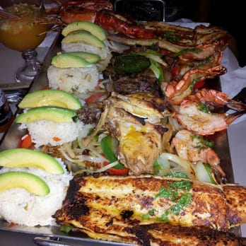 Sonsonate Grill - 144 Photos