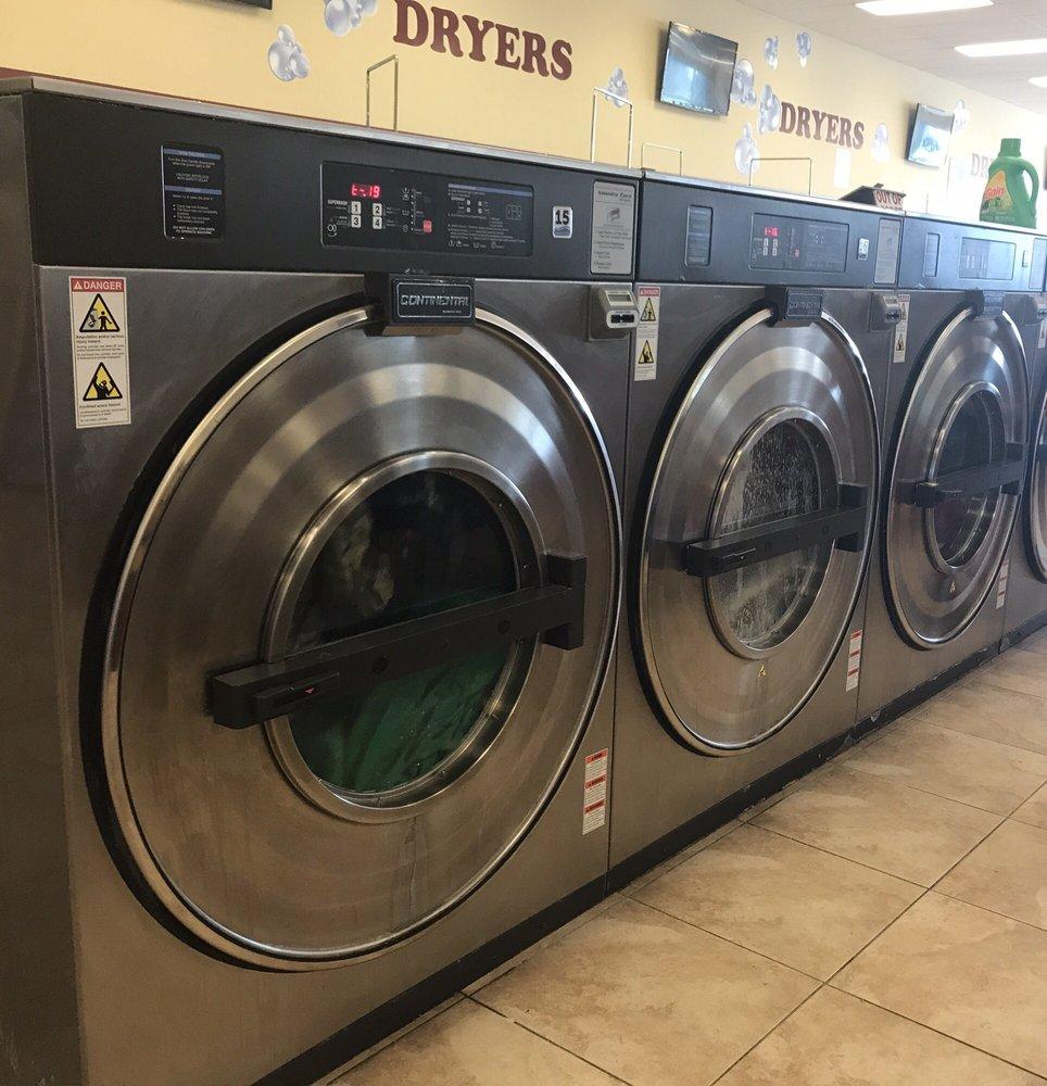 Photo Of Laundry World Pompano Beach Fl United States 75lb Capacity Washing