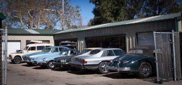 Xks Unlimited Service And Restoration 850 Fiero Ln San Luis Obispo