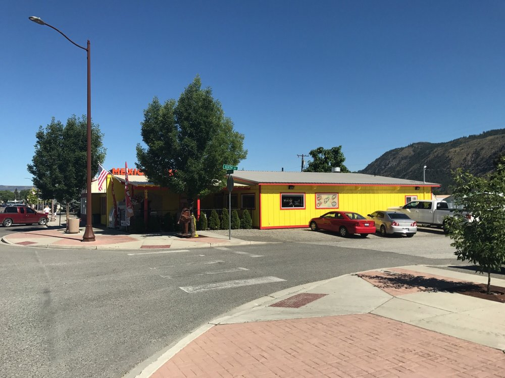 Mexican Grill: 623 W Main Ave, Brewster, WA