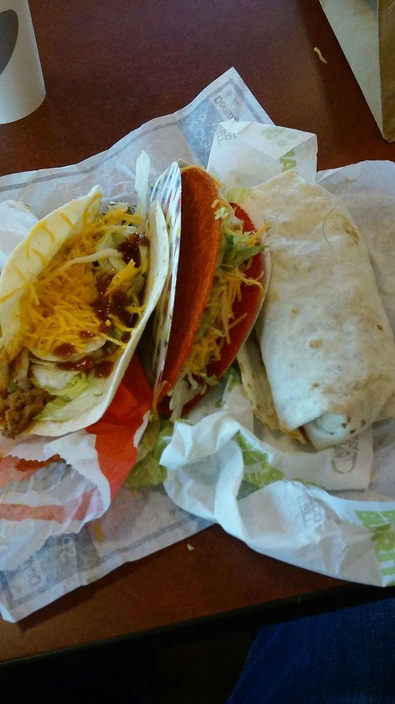 Taco Bell: Bk 24, Sayre, OK