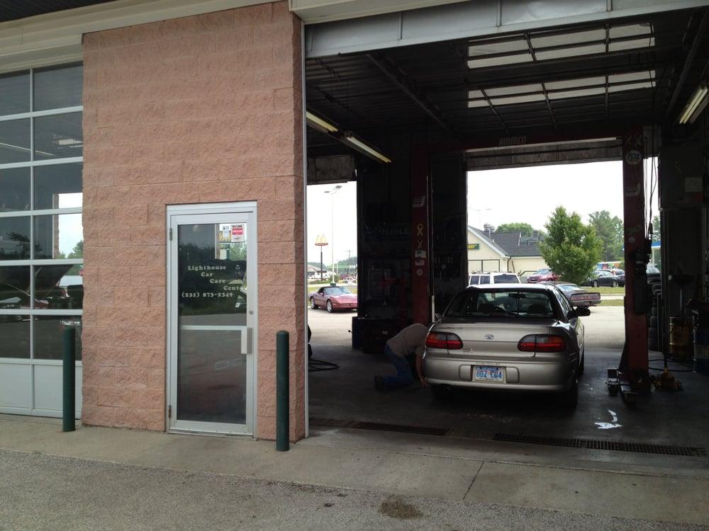 Lighthouse Car Care: 2359 N Comfort Dr, Hart, MI