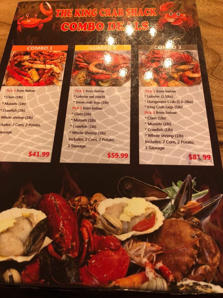 The King Crab Shack - Order Food Online - 32 Photos & 44