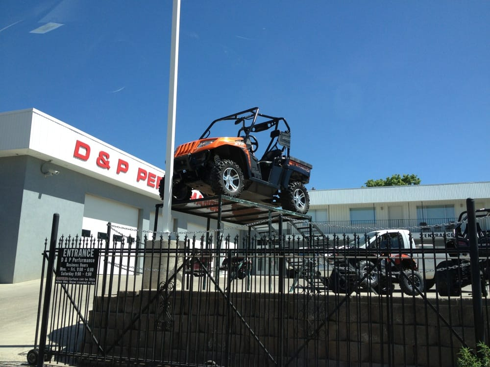 D & P Performance & Recreation: 110 E Center St, Cedar City, UT