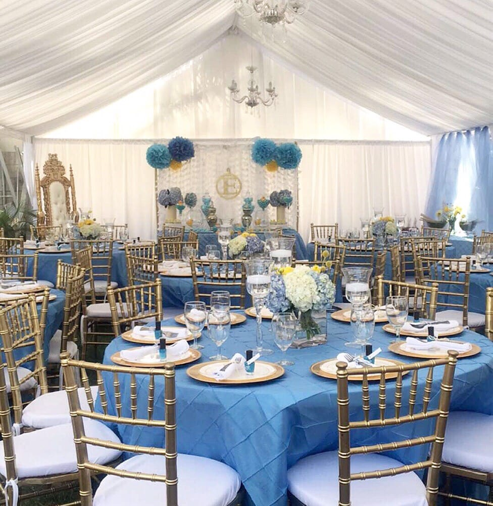 Chiavari chairs rental chicago chairs for - Photo Of Ocotlan Party Rentals Gardena Ca United States Full Tent Draping
