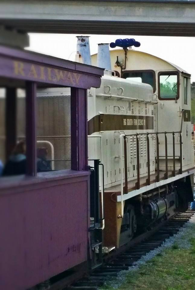 Big South Fork Scenic Railway: 100 Henderson St, Stearns, KY