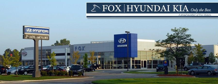 Fox Hyundai Indhent Et Tilbud Bilreparation 4141