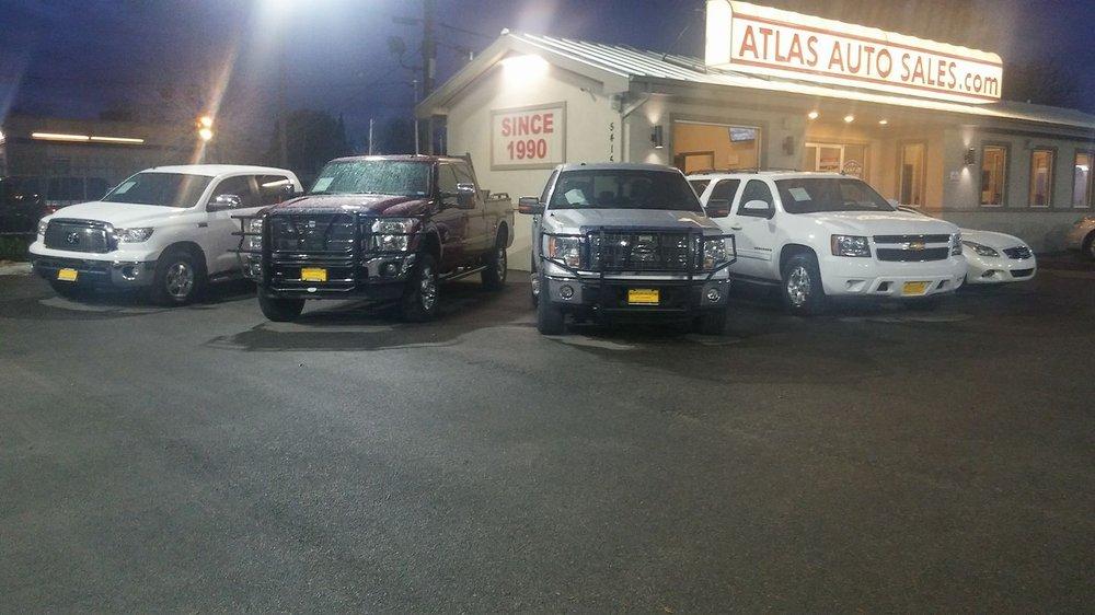 Used Trucks In San Antonio At Atlas Auto Located At 5505 San Pedro
