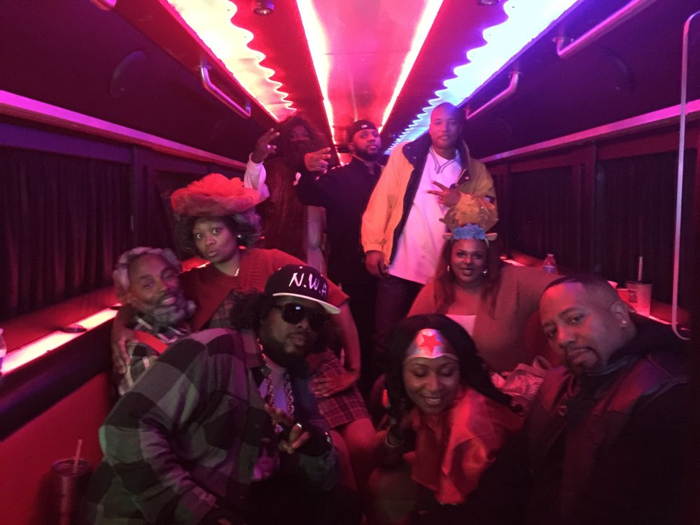 Platinum Records Nashville Party Bus: Nashville, TN