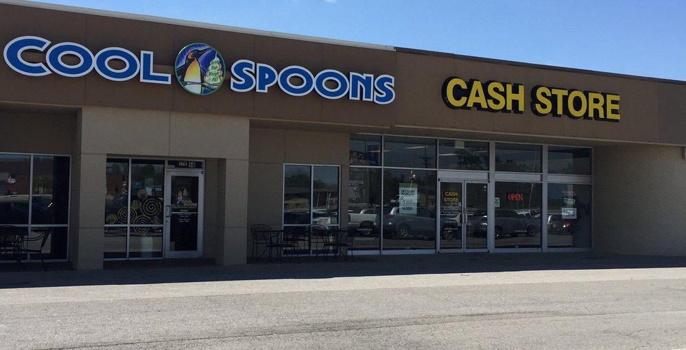Cash Store: 1120 N Carbon St, Marion, IL