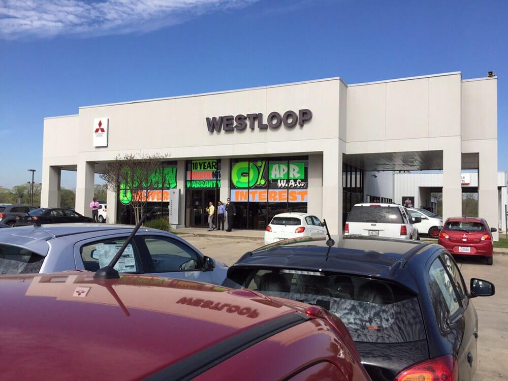 West Loop Mitsubishi San Antonio Tx >> New Storefront For 2015 Yelp