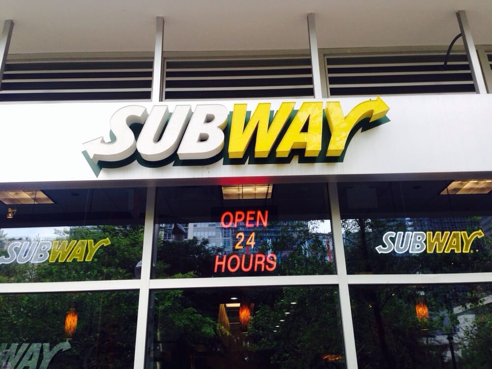 Subway 37 Photos Fast Food The Loop Chicago Il Reviews