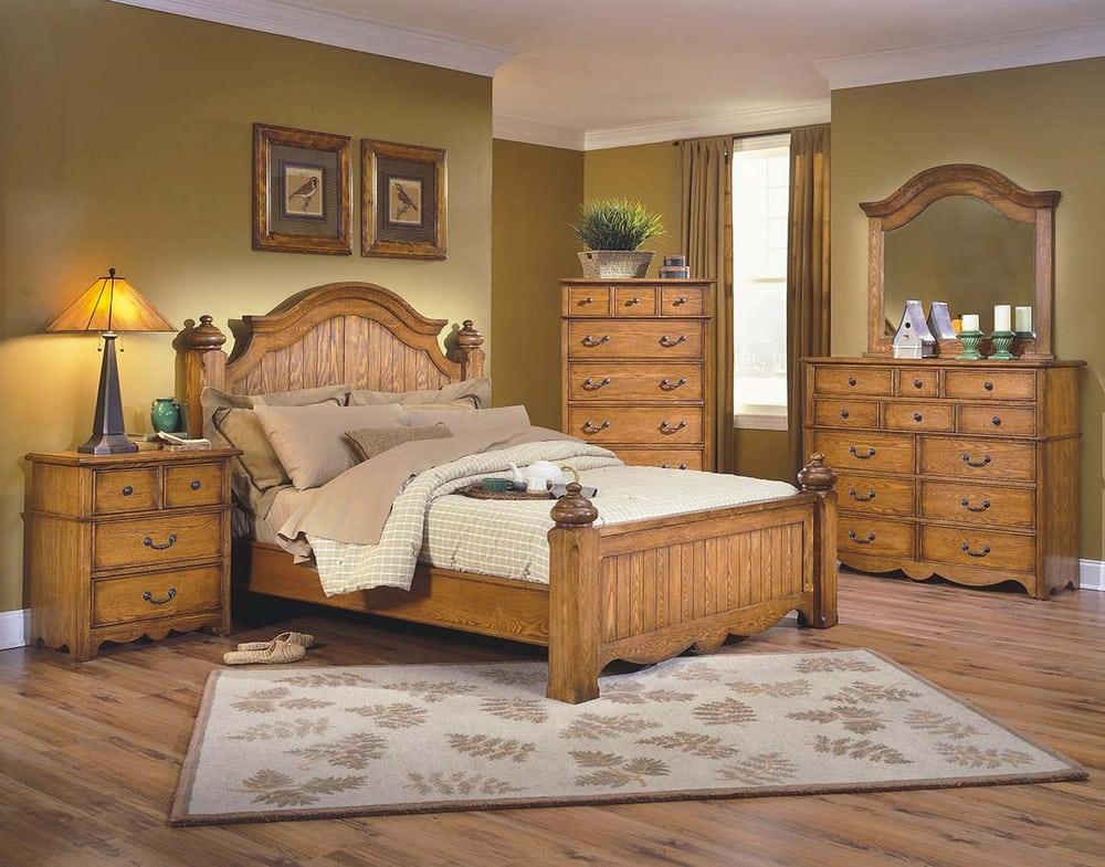 Hailey Master Bedroom Set - Yelp