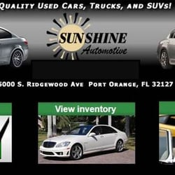 High Quality Photo Of Sunshine Automotive   Port Orange, FL, United States
