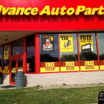 Advance Auto Parts 11 Photos Auto Parts Supplies 235 S Egret