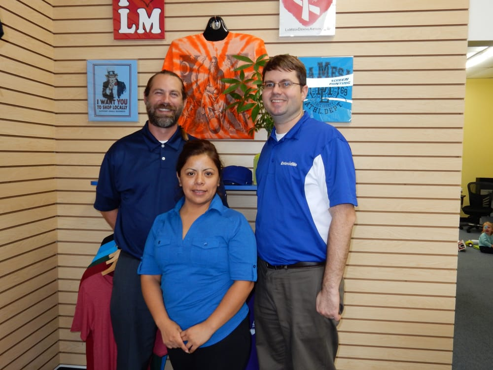 Fully Promoted Embroid Me of La Mesa: 7018 University Ave, La Mesa, CA