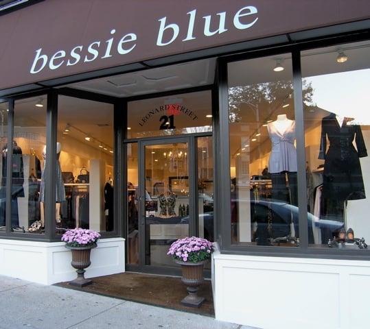 Bessie Blue: 21 Leonard St, Belmont, MA