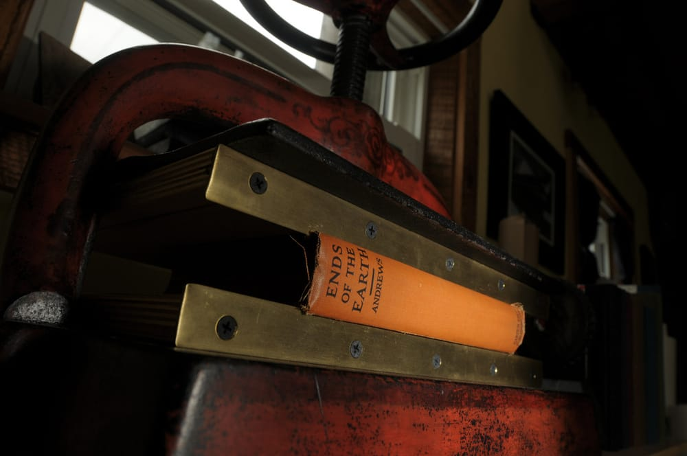 The Vespiary Book Restoration & Bindery: 5555 Primrose Ln, Missoula, MT