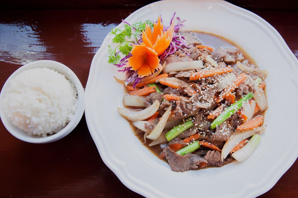 Siam Ginger: 22 Bow St, Somerville, MA