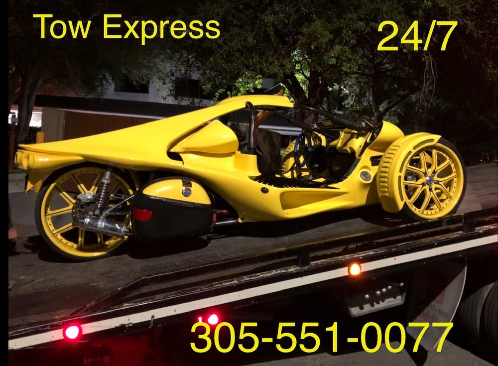 Towing business in Sweetwater, FL