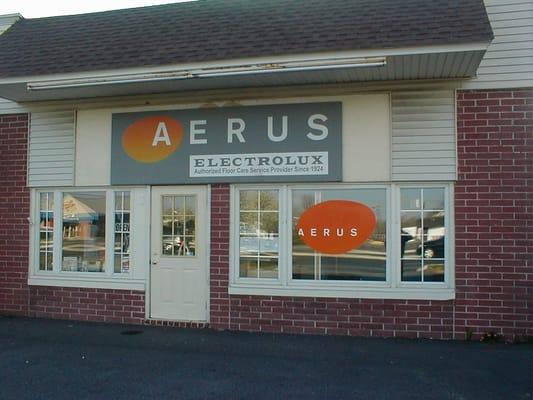 Aerus Electrolux Appliances 1406 S Salisbury Blvd