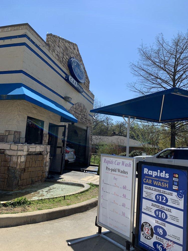 Rapids Car Wash: 371 Grapevine Hwy, Hurst, TX