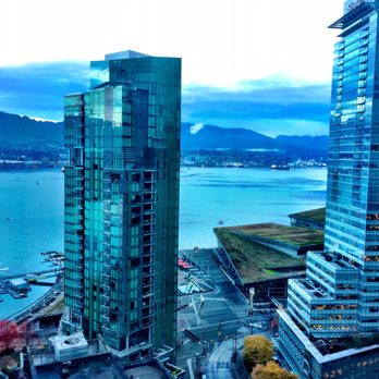 Photo Of Vancouver Marriott Pinnacle Downtown Hotel Bc Canada View Room