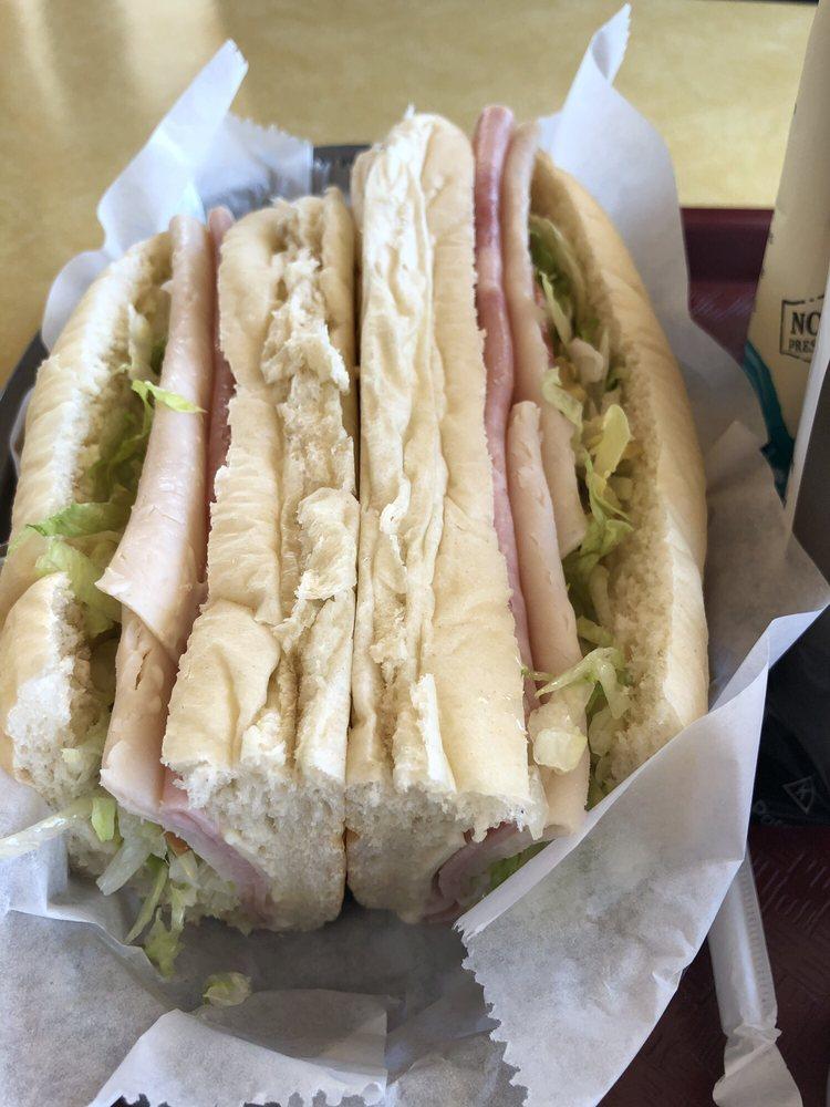 Neptune Sub Sandwiches