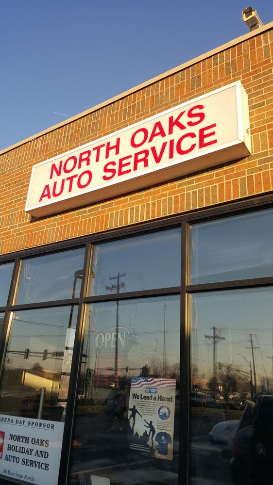 North Oaks Auto Service: 4540 Centerville Rd, White Bear Lake, MN
