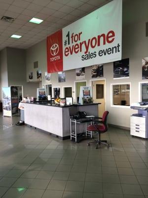 John Oneil Johnson Toyota >> John O Neil Johnson Toyota 2900 Highway 39 N Meridian Ms Car