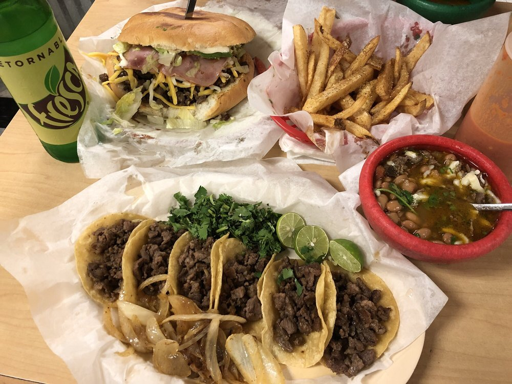Tacos Reynosa: 1105 E University Dr, Edinburg, TX
